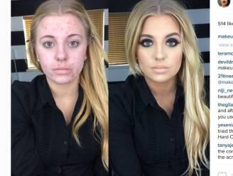 Dit meisje ondergaat ongelooflijke make-up transformatie