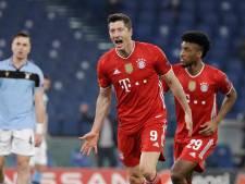 Robert Lewandowski, troisième meilleur buteur de l'histoire en Ligue des Champions