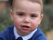 William en Kate delen nieuwe foto's op eerste verjaardag prinsje Louis