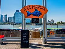 Visrestaurant A la Plancha keert wellicht niet terug