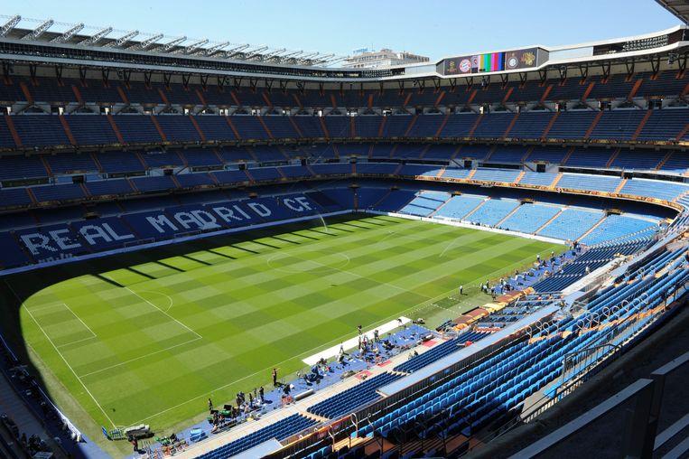 Bernabéu.