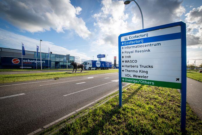 Bij de verdubbeling van de Ecofactorij moet Apeldoorn geen logistieke bedrijven binnenhalen, vindt VNO-NCW.