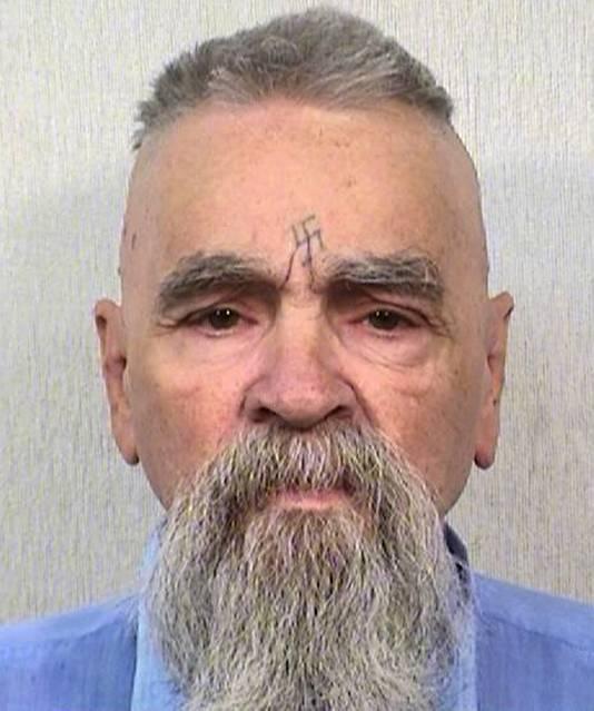 Manson werd 83 jaar.