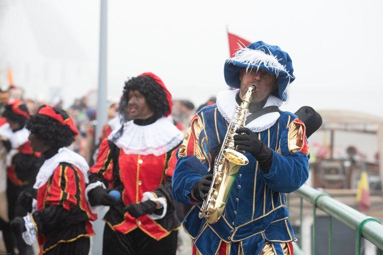 Sinterklaas in Oudenaarde
