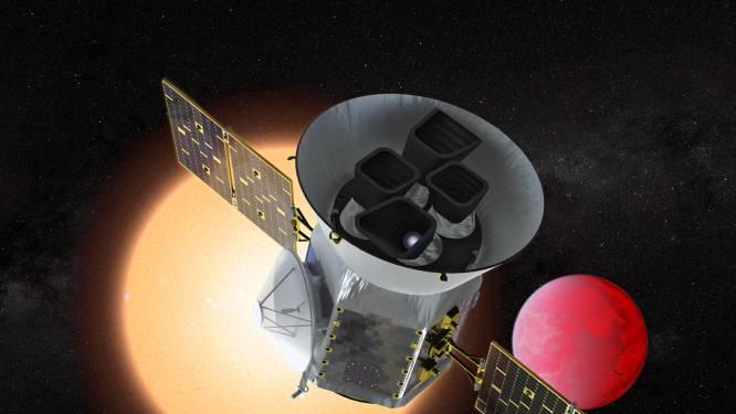 Planetenjager TESS ontdekt derde exoplaneet