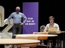 Roosendaal is vanaf deze week in één klap 61 studieplekken rijker