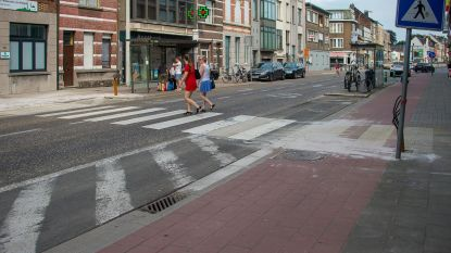 Antwerpsesteenweg krijgt veiligere oversteekplaatsen