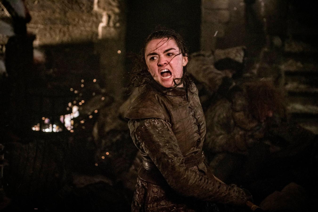Arya Stark was het dodelijkste personage.