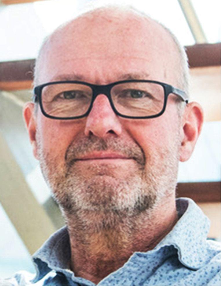 Socioloog Ignace Glorieux: 'Ons gedrag is robuust. Zodra het weer kan, vliegen we voor een weekend naar Barcelona.' Beeld