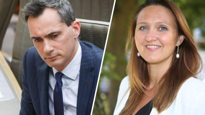 """Lorin Parys (N-VA): """"Rutten lijkt het voorbije politieke jaar slecht te hebben verteerd"""""""