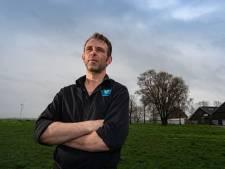 Boerenoorlog binnen FDF: actievoerder Jeroen van Maanen uit Zeewolde is klaar met zijn radicale voorman