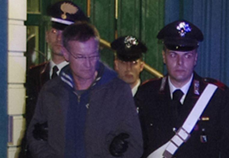 Carminati werd vorige week gearresteerd. Beeld AP