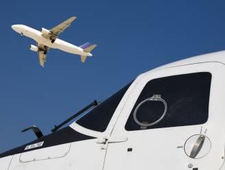 Bijna-botsing vliegtuigen boven het Duitse eiland Sylt