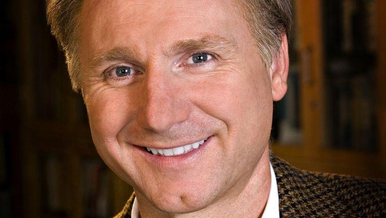 Bestsellerauteur Dan Brown Beeld