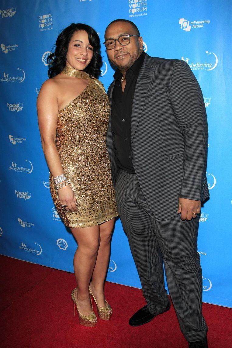 Monique Idlett en Timbaland waren 5 jaar getrouwd, maar gingen in 2013 uit elkaar.