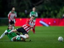 Valentino Pugliese: geen Italiaanse filmster, maar gewoon happy bij FC Dordrecht