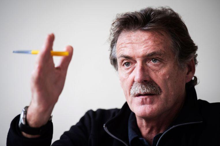 Wim Distelmans, expert inzake palliatieve zorg, klaagt al langer over een gebrek aan transparantie bij palliatieve sedatie. Beeld AP
