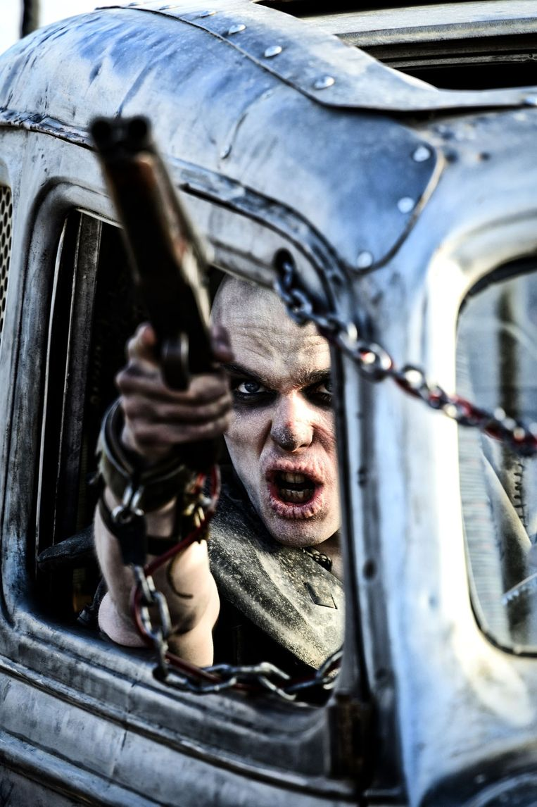 Mad Max: Fury Road. Beeld rv