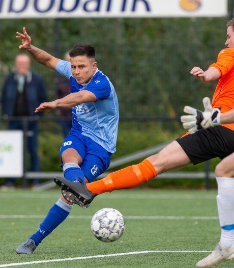 SVI-aanvaller Nico Veldman maakt weer de keuze voor Go Ahead Kampen