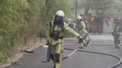 """Wellnesscomplex brandt uit in 'Helden van Hier: Door het Vuur': """"Dat is volledig van hout, hé!"""""""