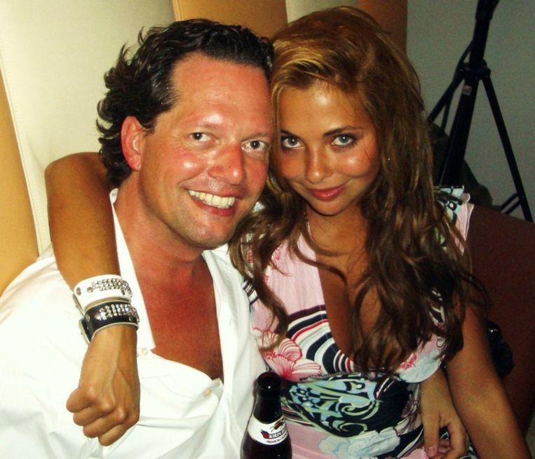 Met Georgina Verbaan Beeld Peter Smulders
