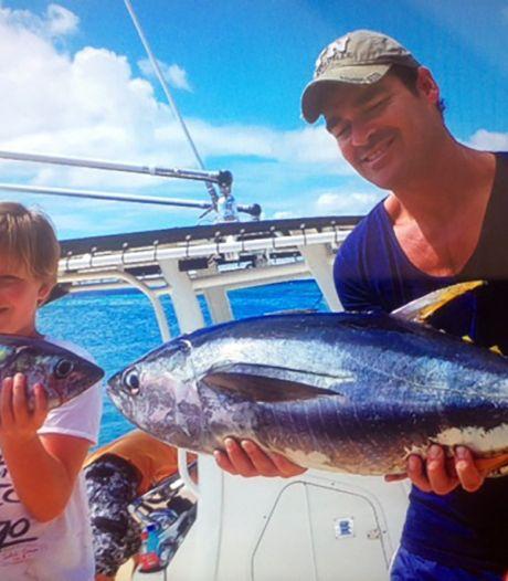 'Visfanaat' Jeroen van der Boom klaar voor Expeditie Robinson