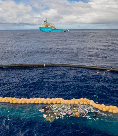 Ocean Cleanup doorstaat testfase: opruimen Grote Oceaan kan nu écht beginnen