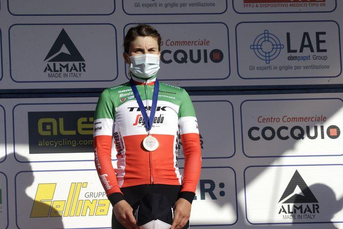 Prophète en son pays, Elisa Longo Borghini a dominé la concurrence sur les routes du Trophée Alfredo Binda.