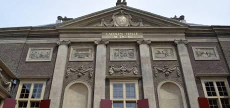 Museum De Lakenhal in Leiden dicht wegens wateroverlast