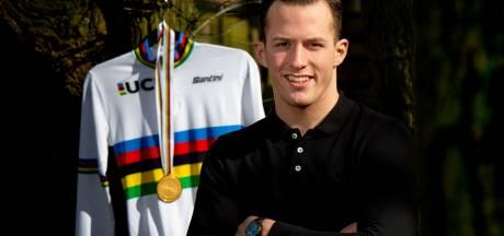 Baanwielrenner Sam Ligtlee uit Eerbeek gaat naar Beat Cycling