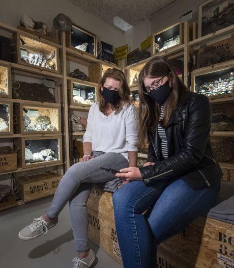 Kristalmuseum in Borculo weer open voor publiek: verhaal van de aarde in een nieuwe jas