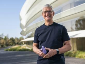 Wat zou investering van 1.000 dollar in Apple in 2011 toen Tim Cook CEO werd vandaag waard zijn?