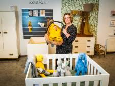 Een babyboom door corona in Twente? Corrine van de babywinkel knijpt haar handen dicht!