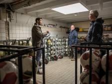 Penningmeester blij, milieu blij: De Groene Club helpt sportverenigingen met energiebesparing en SV 't Harde is de duizendste in het rijtje