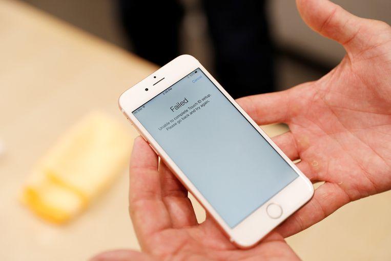 Ook uw iPhone 4S kan nu terug binnengebracht worden bij Apple voor reparatie.