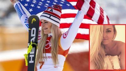 Lindsey Vonn over de olympische seksmythe van Pyeongchang