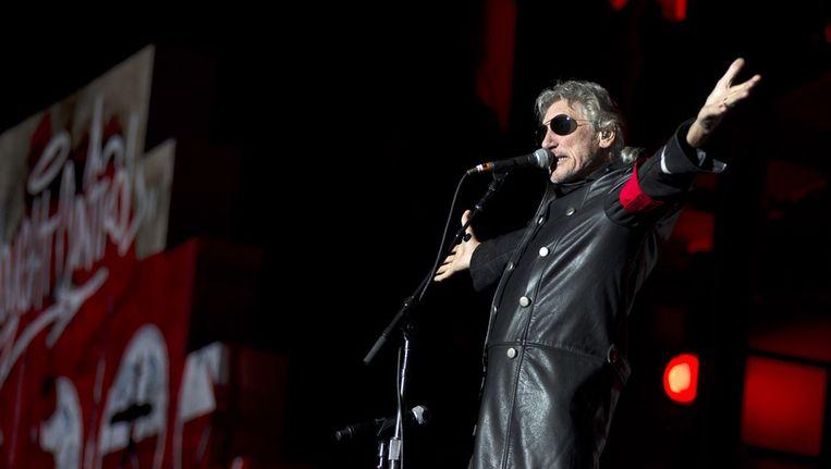 Roger Waters trad ook al op met 'The Wall' in Nederland op 18 juli. Beeld GETTY