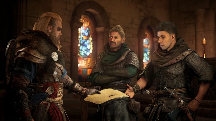 Je sticht allianties met verscheidene koninkrijkjes.