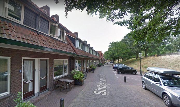 De Sint Annastraat in Amersfoort