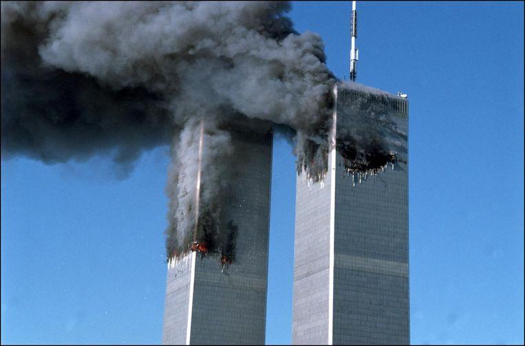 Nabil Sayadi en Patricia Vinck werden in de nasleep van de aanslag op de Twin Towers in New York op een zwarte lijst gezet. Beeld photo_news