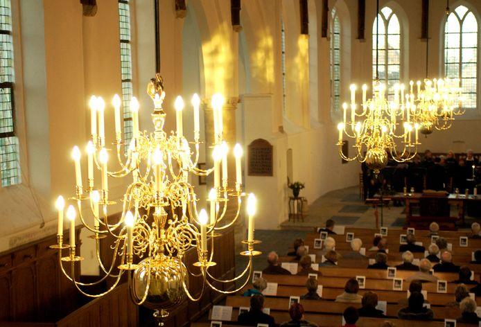 De Hervormde Adriaanskerk in Dreischor