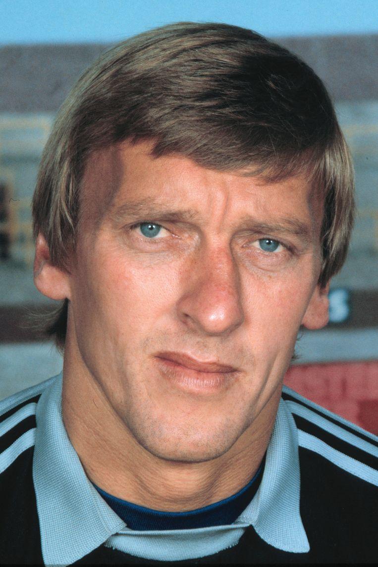 Oud-doelman en achtvoudig international Pim Doesburg is op 77-jarige leeftijd overleden. Beeld Hollandse Hoogte / Nederlandse Freelancers