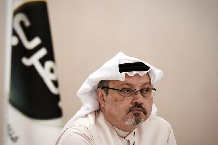 Jamal Khashoggi. Beeld AFP
