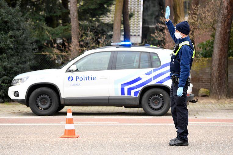 Politie CARMA deed de vaststellingen.