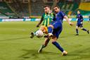 Daryl Janmaat is nog een twijfelgeval tegen FC Emmen.