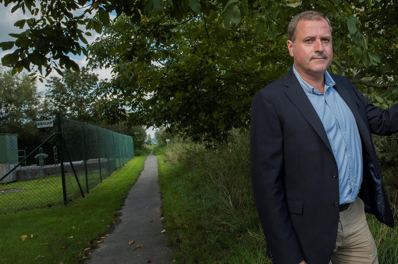 Burgemeester Christof Dejaegher (CD&V) - Poperinge