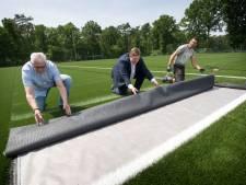VV Rijen met nieuwe kunstgrasvelden verlost van 'biljartlaken'