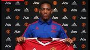 Man United telt 50 miljoen euro neer voor 19-jarige Martial