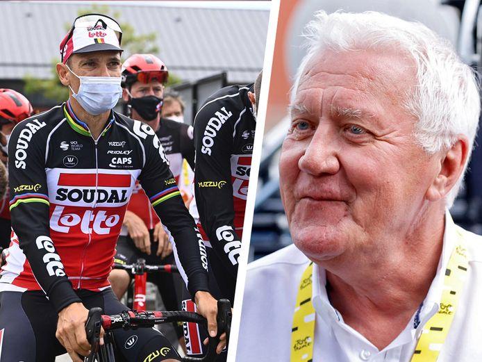 Soudal stopt na 2022 als co-sponsor bij de Lotto-ploeg om hoofdsponsor te worden bij het team van Patrick Lefevere.