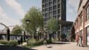 Het voorlopige stedenbouwkundig plan is ambitieus. Als de plannen doorgaan moet er een levendige, aantrekkelijke wijk ontstaan.